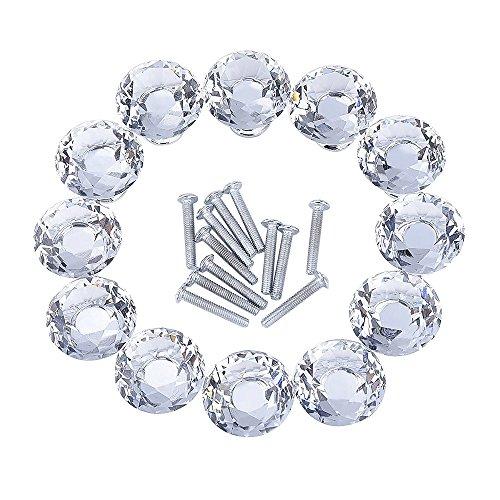 outus-12-pezzi-forma-diamante-pomo-pomello-maniglia-armadietto-di-vetro-cristallo-per-armadi-e-casse