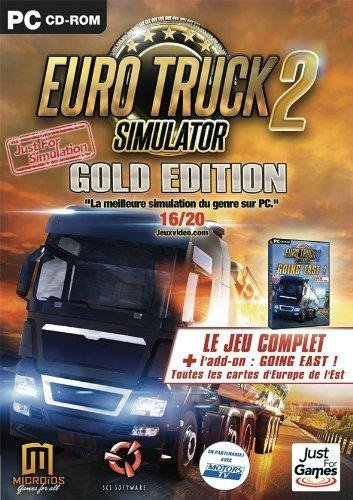 Euro truck simulator 2 - Edition Gold