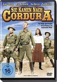 Sie kamen nach Cordura
