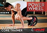 Lifeline Fitnessgerät Power Wheel, LLPW - 2