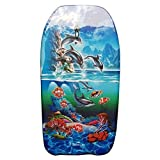 Lively Moments Bodyboard Fische 92 cm / Body Board / Surfboard / Schwimmbrett...