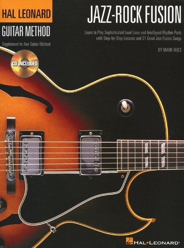 Preisvergleich Produktbild Hal Leonard Guitar Method: Jazz-Rock Fusion. Für Gitarre, Gitarrentabulatur