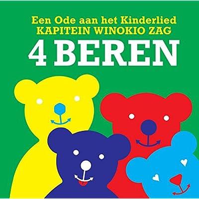 Kapitein Winokio zag 4 beren: een ode aan het kinderlied