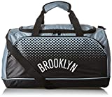 Brooklyn Nets NBA Sac de sport petit unisex Fade Small Holdall Bag