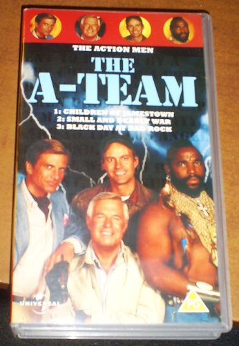 Price comparison product image The A-Team