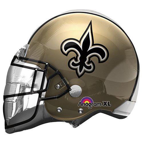 2629301New Orleans Saints Helm Supershape, 53,3cm farbenreiche ()