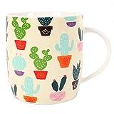Mug Boho Bandit Cactus Pattern Novelty Mug