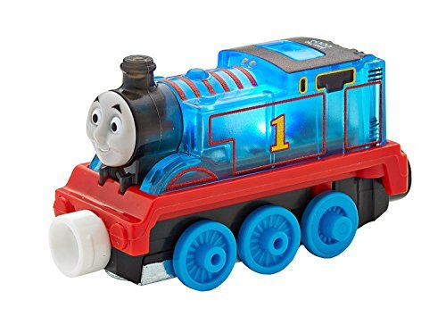 Thomas Tank Engine and Friends Take and Play Toy - Light Up Racer - Collectible Railway Glow Train