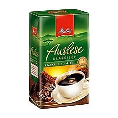 Gemahlener Röstkaffee