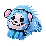 Georgie Porgy Sacchetto dei bambini del bambino di sport dello zaino degli animali dello zaino dei bambini del fumetto di asilo (Hedgehog Mini)