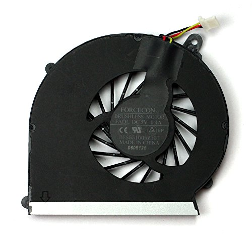 COMPAQ Presario CQ57-315-Ventilador para Ordenador portátil Compatible