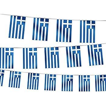 Griechenland Fahne 150 x 90cm: Amazon.de: Sport & Freizeit