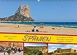 Spanien (Wandkalender 2018 DIN A2 quer): Von Kastilien - La Mancha zur Ostküste (Monatskalender, 14 Seiten ) (CALVENDO Natur) [Kalender] [Apr 01, 2017] Wenk, Marcel - CALVENDO