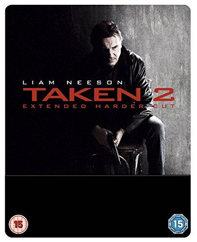 TAKEN 2 [STEELBOOK] [Reino Unido] [Blu-ray]