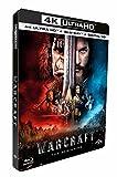 Warcraft - the Beginning (4K Ultra HD + Blu-ray) Import, Deutsche Syncronisation