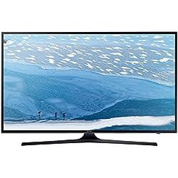 Samsung UE55KU6072U 4K Ultra HD Smart TV Wifi Negro - Televisor (4K Ultra HD, A, 16:9, 3840 x 2160, Mega Contrast, Negro)