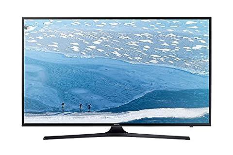 Samsung UE50KU6000 TV Ultra HD (4K) : 3840 x 2160 Ecran LED 50