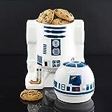 Star Wars R2-D2 Keksdose aus Keramik - Gebäckdose