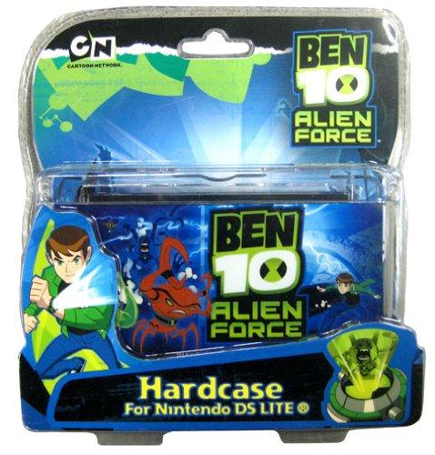 Nintendo DS lite - Ben10 Licenced Nintendo Alien Force Crystal Case [UK Import]