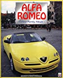 Alfa-romeo Sportscars: Colour Family Album