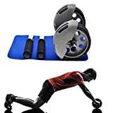 #8: Power Stretch AB Wheel Total Body Exerciser With Heavy Spring Action For Easy Return