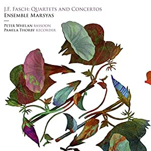 Fasch: Quartets and Concertos - SACD/CD - plays on all CD players