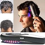 YA 1pc Électrique Laser Croissance des Cheveux Peigne Brosse À Cheveux Laser Perte De Cheveux Arrêtez Regrow Thérapie Peigne Ozone Infrarouge Masseur