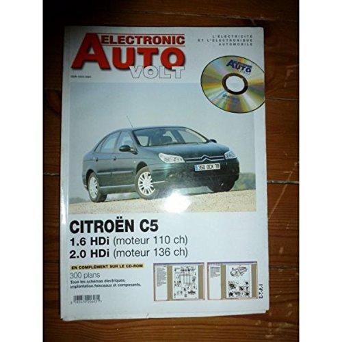 Electronic Auto Volt - C5 HDI Revue Technique Electronic Auto Volt Citroen par E.T.A.I.