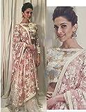 Adorn Fashion Women's Cotton Silk Lehenga Choli(SN-528_Chocolaty_Free Size)