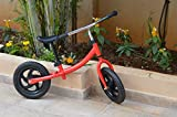 #5: Lightweight Balance Push Bike for Kids - 2, 3, 4 Year Olds (RED)