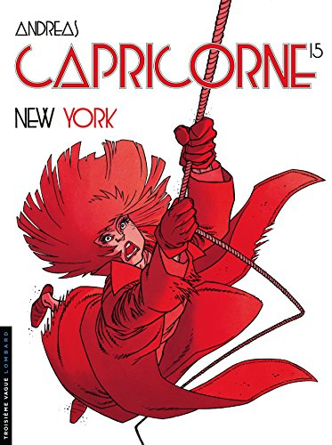 Capricorne - tome 15 - New York