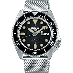 Reloj Seiko para Hombre, Negro, Suits, 3K1