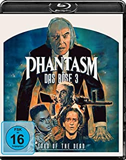 Phantasm III - Das Böse III - Lord Of The Dead [Blu-ray]