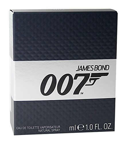 James Bond 007 125 ml EDT Spray, 1er Pack (1 x 125 ml) (Parfum Eau De Spray 125ml)