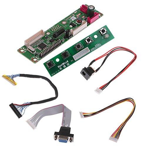 LLAni Universal Programmierer Treiber Board für 12-42 Zoll LCD TV Laptop Bildschirm General Kit -