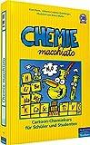 Chemie macchiato: Cartoonkurs für Schüler und Studenten (Pearson Studium - Scientific Tools)