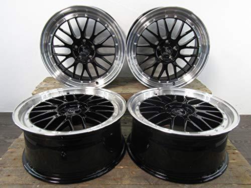4 Alufelgen Ultra Wheels UA3 18 Zoll passend für Insignia A Typ 0G-A Felgen ET 35 5x120 NEU