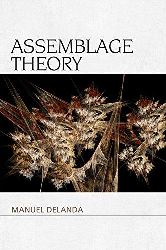 Assemblage Theory (Speculative Realism) por Manuel DeLanda