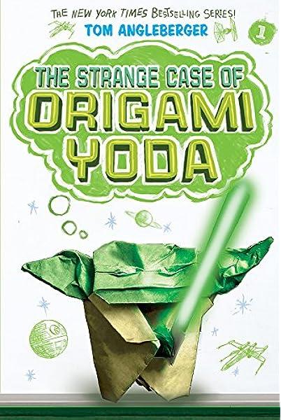 Origami Jedi Master Yoda (Fumiaki Kawahata) - Star Wars - YouTube   600x402