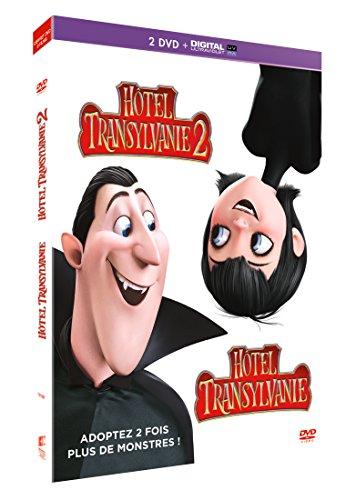 Hôtel Transylvanie 1 et 2 [DVD + Copie digitale]