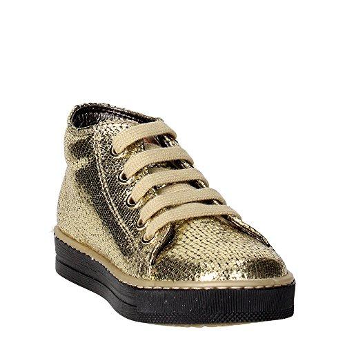 Falcotto MAGIC CR.TEJUS Sneakers Fille Platine