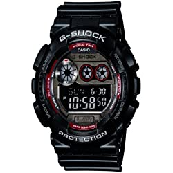Casio Reloj Digital para Hombre con Correa de Resina – GD-120TS-1ER