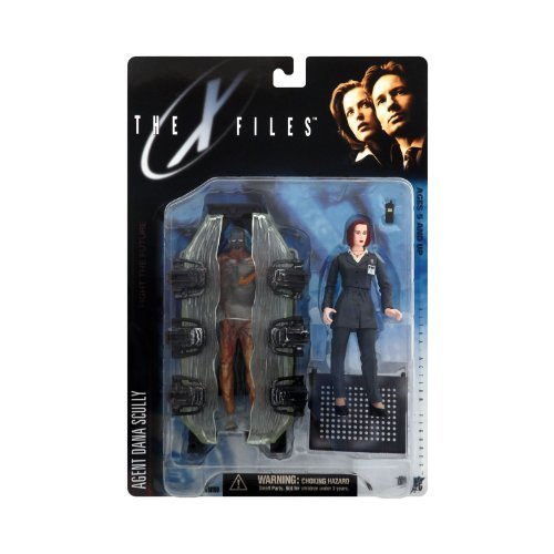 Image of The X Files - Agent Dana Scully Figure by McFarlane Toys