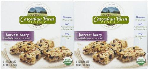 cascadian-farm-organic-chewy-granola-bars-harvest-berry-74-oz-6-ct-2-pk-by-cascadian-farm
