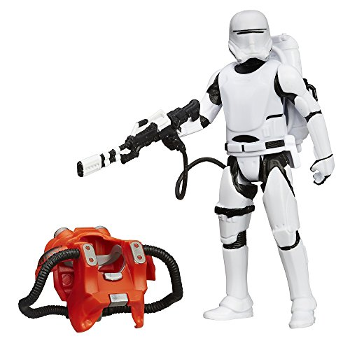 Classic Armor Case (Star Wars The Force weckt 3.75-inch Space Mission Armor Erste Bestellung flametrooper Figur)