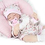 Kaydora Reborn Baby Dolls Realistic 16 inch Soft Silicone Vinyl Handmade Lifelike Newborn Babies