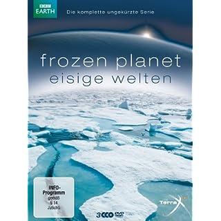 Frozen Planet - Eisige Welten, Die komplette ungekürzte Serie [3 DVDs]