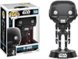 FunKo 10454 Star Wars Rogue ONE – K-2SO, schwarz, Standard