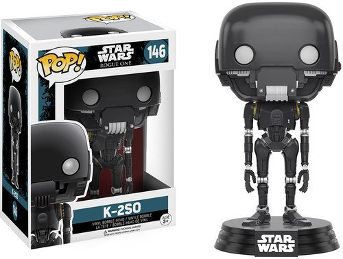 Funko Pop K-2SO (Star Wars 146) Funko Pop Rogue One (Star Wars)