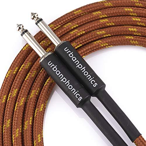 Urbanphonics Cable Profesional Calidad Guitarra